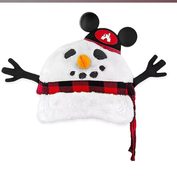 NWT DISNEY PARKS HAT | Light-Up holiday Hat